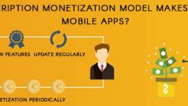 Mobile apps and subscription monetization are a match
