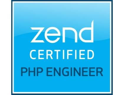 PHP 5 Zend Certified Engineers