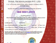 ISO 9001:2015 :quality management system
