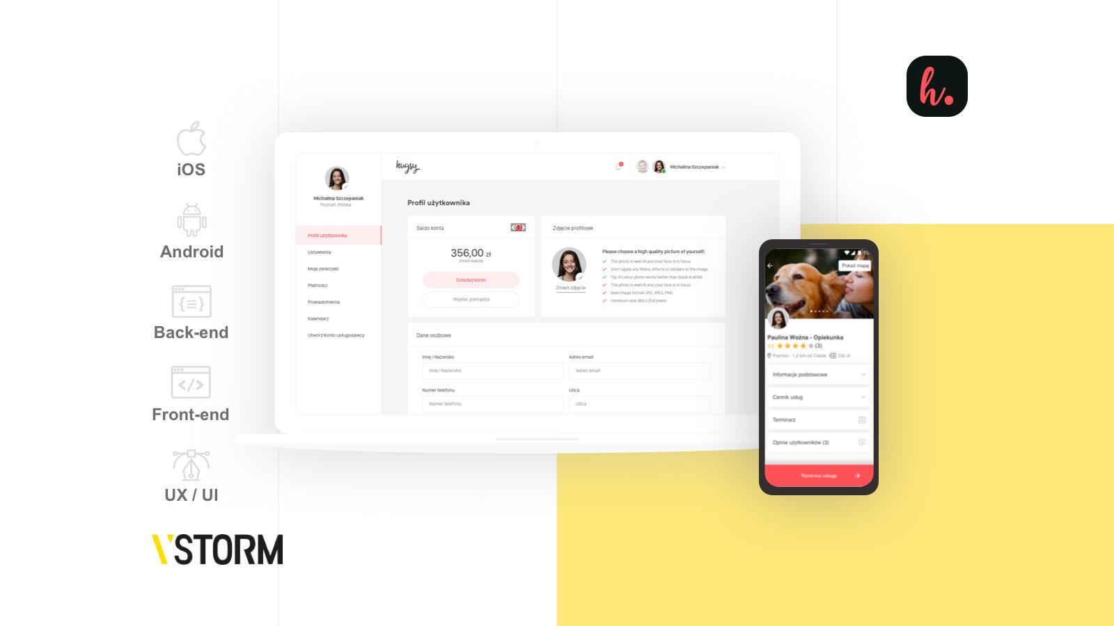 VSTORM - Company Profile | AppFutura