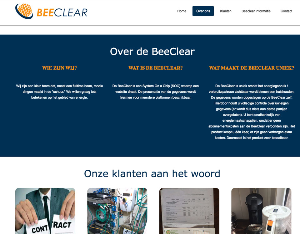 beeclear app
