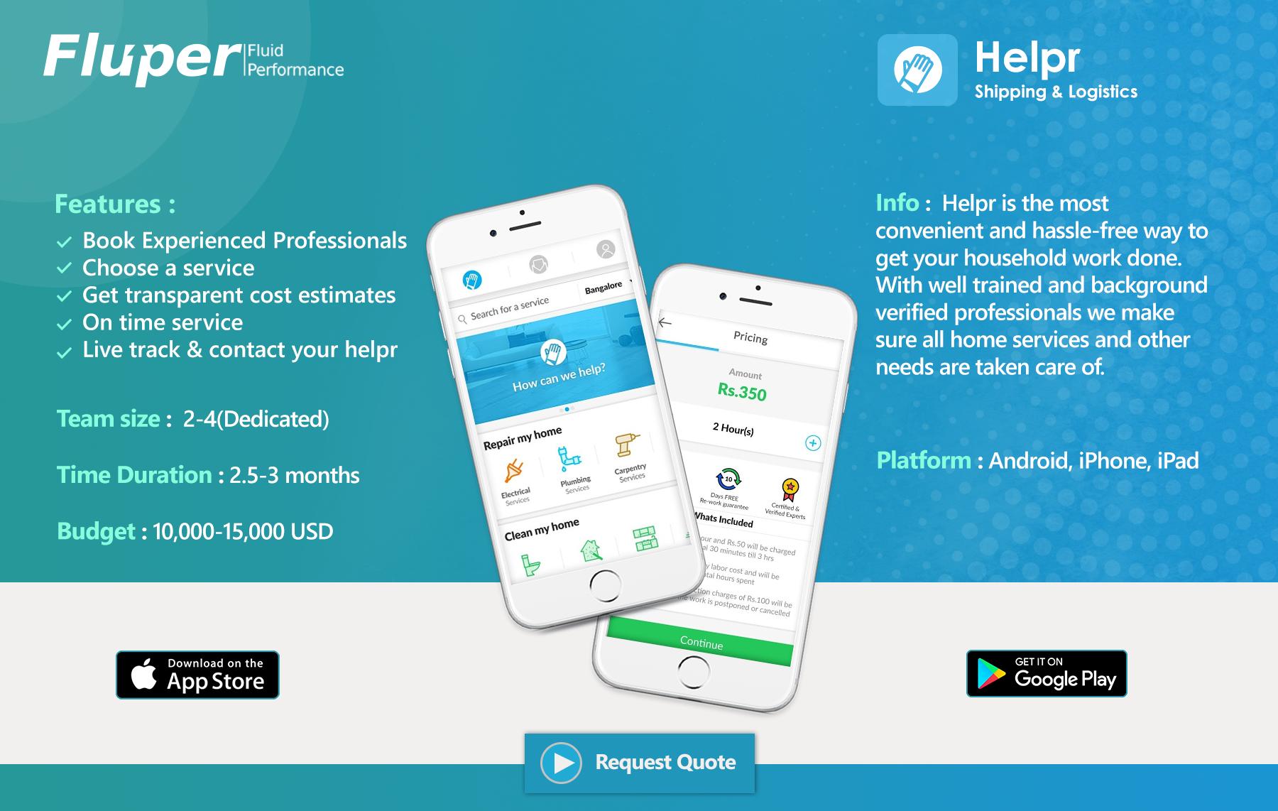 Fluper:110% Refund 2.5 Yrs Support 5%Penalty - App Developer Profile ...