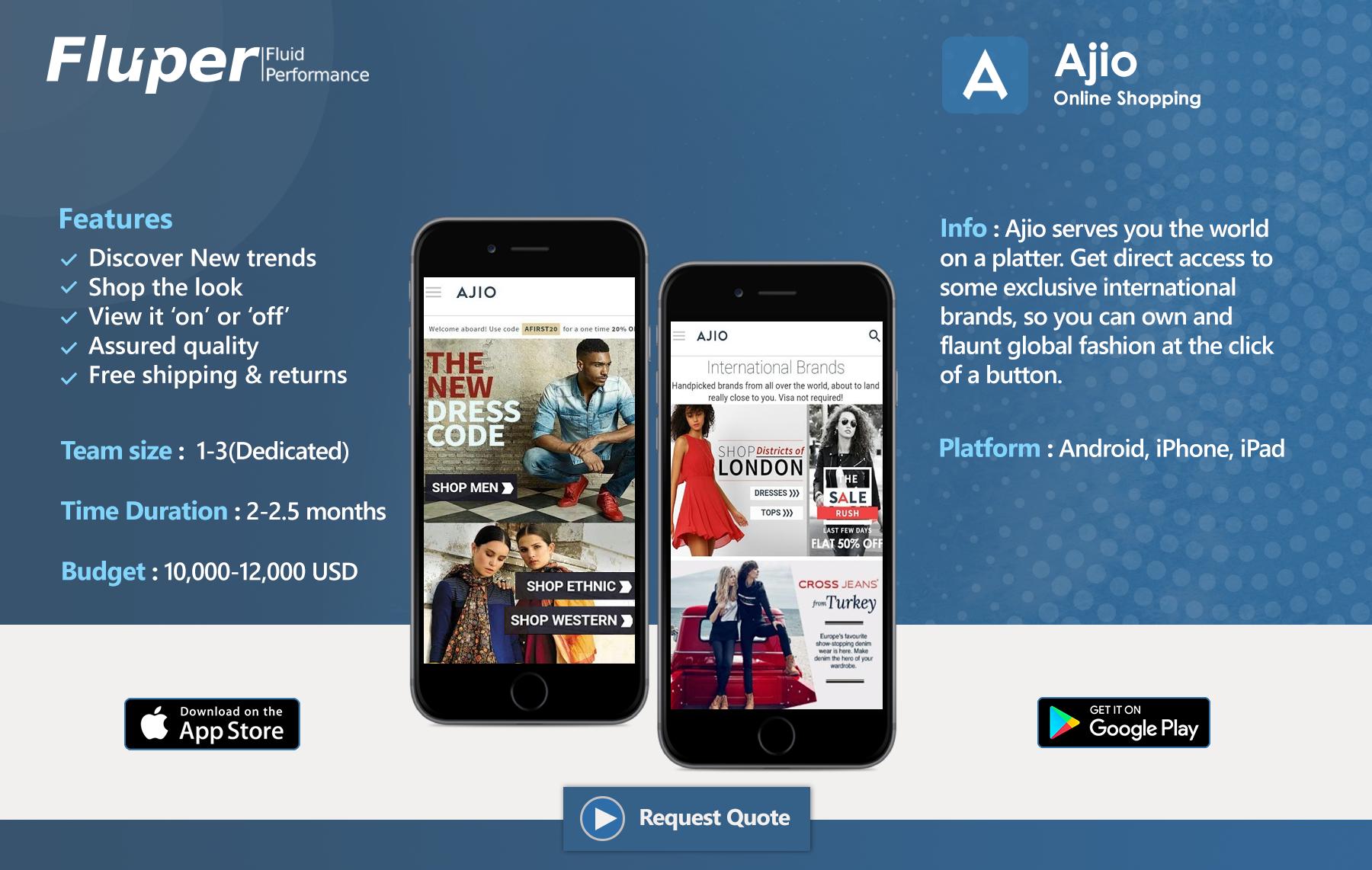 Fluper Limited - App Developer Profile - AppFutura